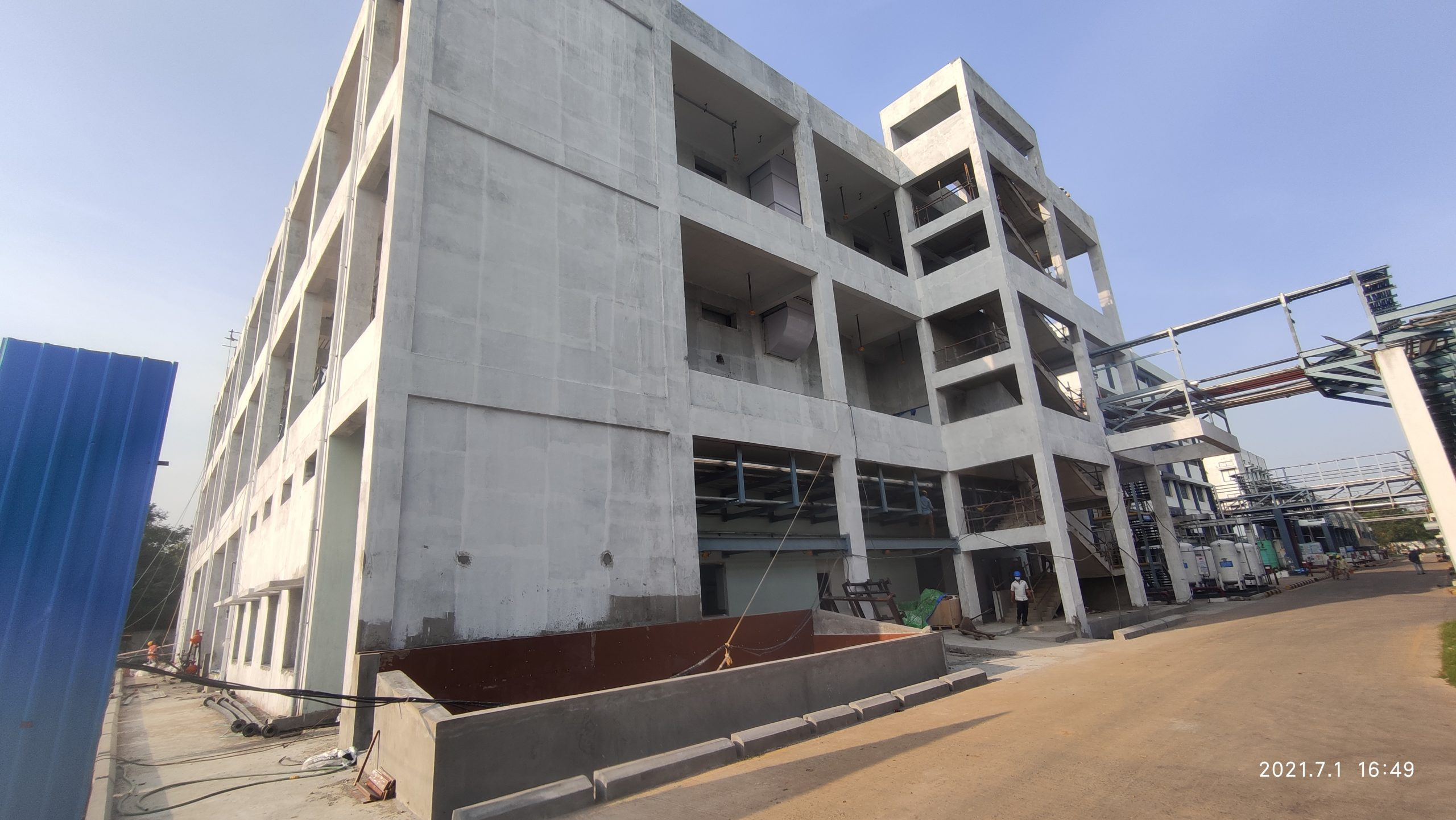 Update on 5-ASA New Project in Vizag (India)