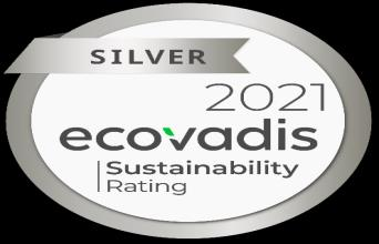 Pharma Zell(India) Private Limited awarded EcoVadis Silver Medal in Recognition for Sustainability Performance